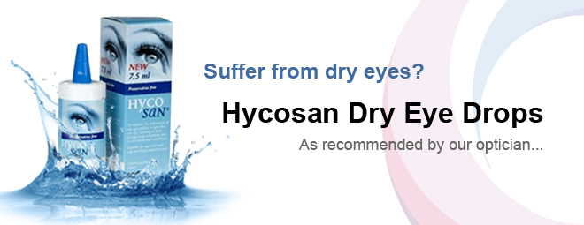 Hycosan Eye Drop